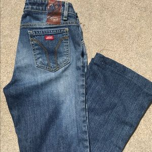 Miss Sixty Extra Low TV Boot it Jeans